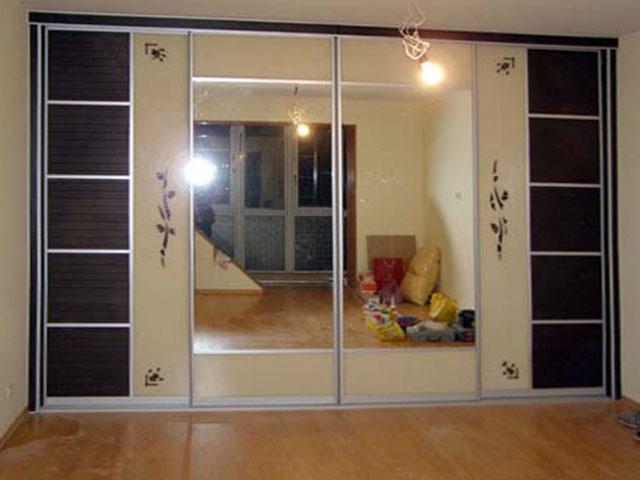 """Шкафы-купе 4х дверные - мебельный магазин """"шкаф-купе 24"""" мос."""